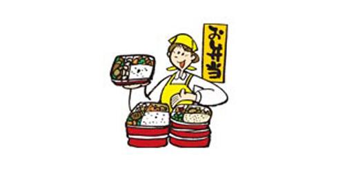 海老菜給食センターロゴ