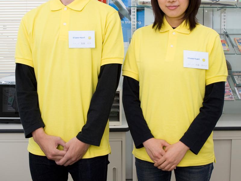 Tシャツのプリント加工致します