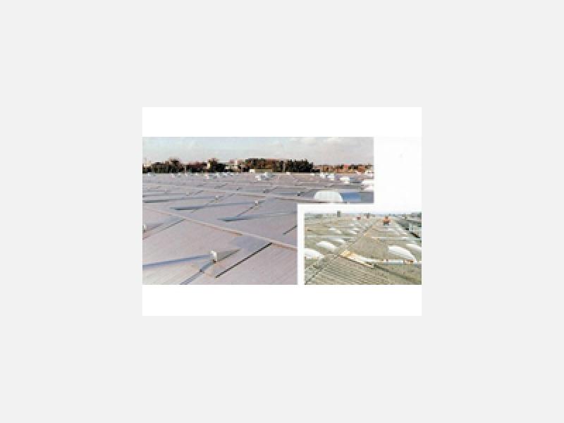 スレート葺き改修カバー工法