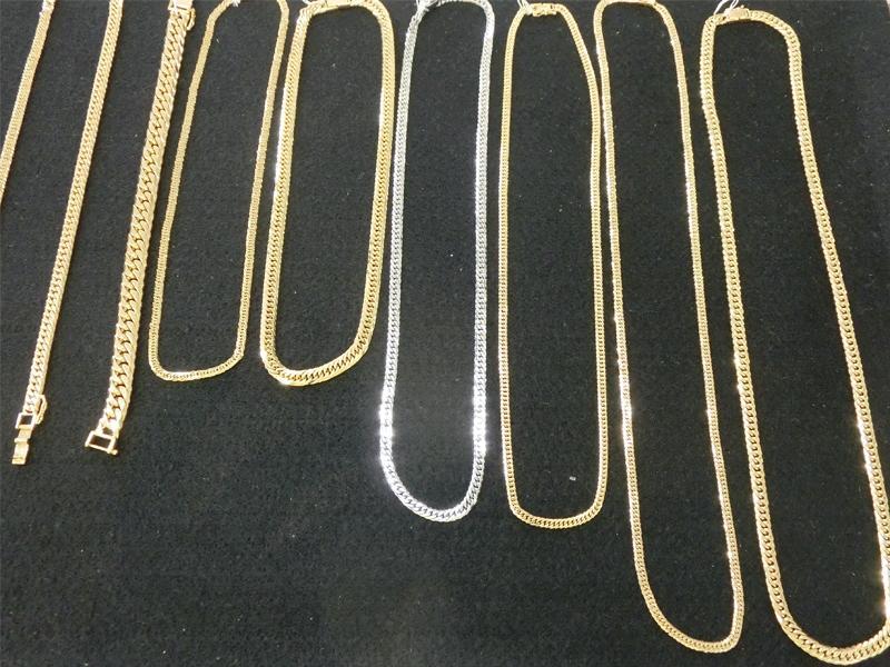 喜平ネックレス・ブレスレットは当店一番の人気商品です