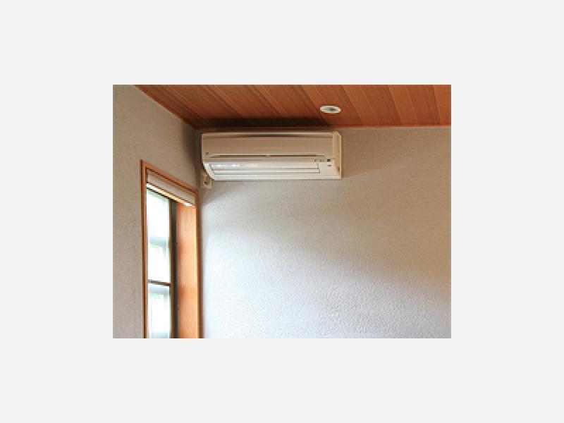 エアコンクリーニングで空気さわやかに…