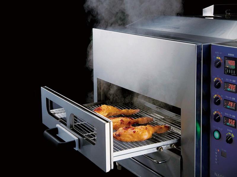 ◆業務用スチームオーブン
