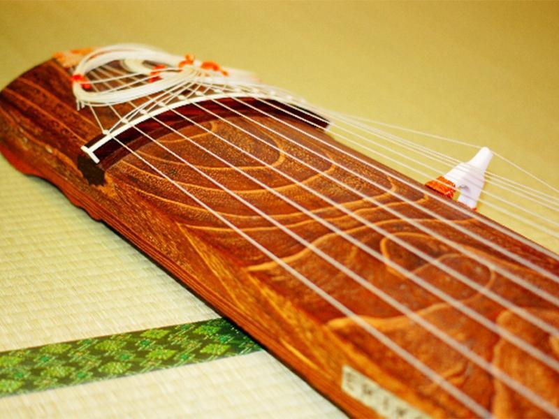 和楽器の販売をはじめ、修理などもおまかせ下さい。