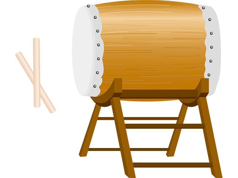 琴 / 三味線 / 各種太鼓 から