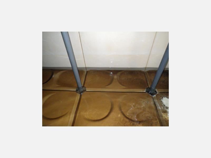 ◆飲料水水槽清掃前