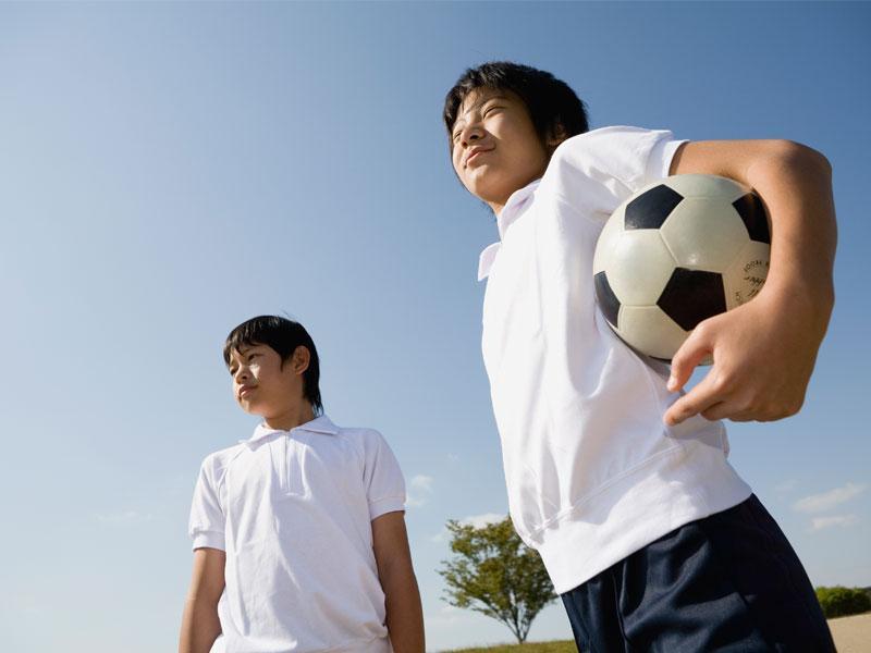 歪みをとってスポーツ障害 パフォーマンス向上にも整体