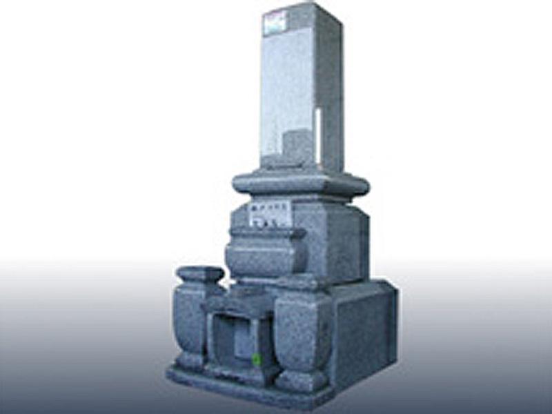 三重型墓石