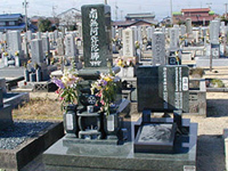 特注和製墓石