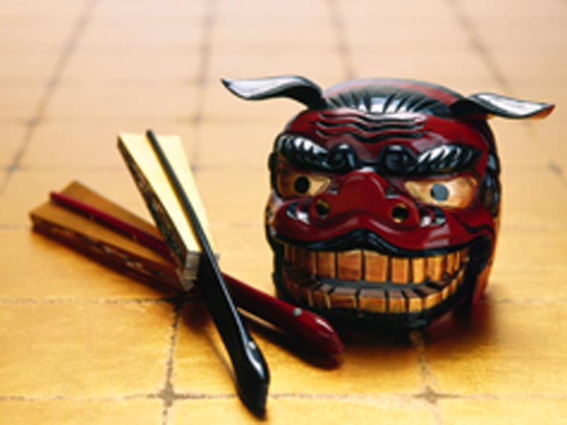 日本の文化財です。