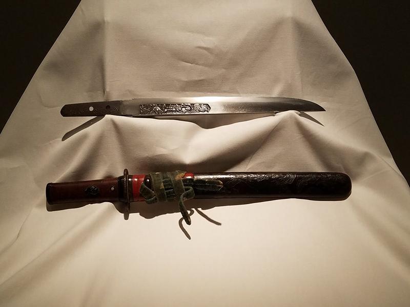 刀剣は美術品です。