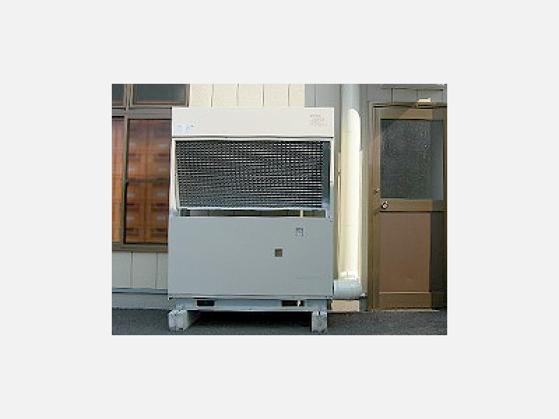 省エネ形冷凍機(R410A)