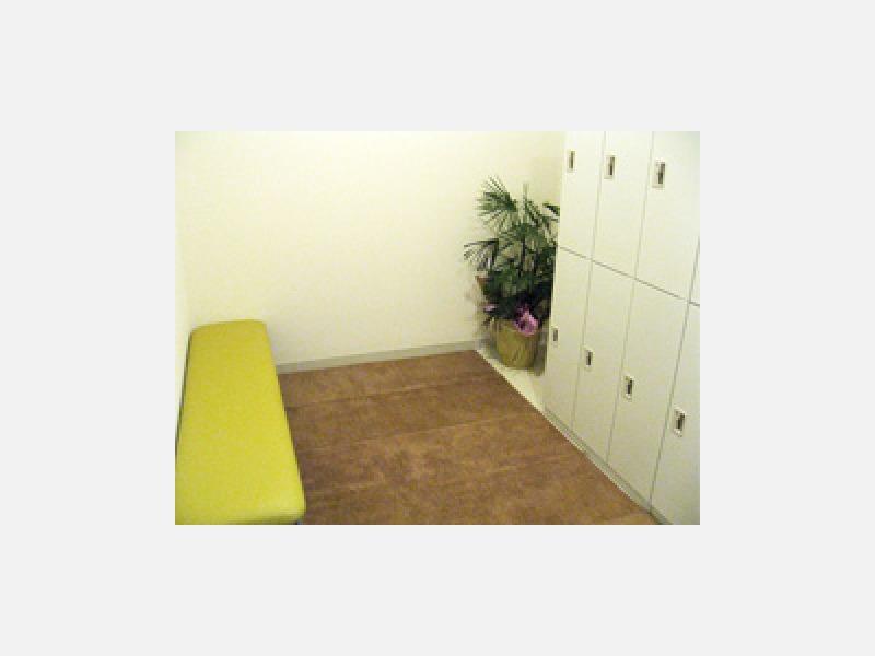 透析患者用更衣室