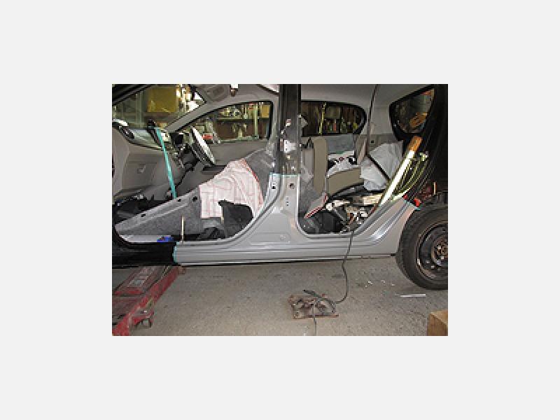 自動車保険取扱、リサイクルパーツ使用可