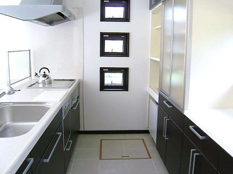 使いやすく、シンプルで美しいキッチン
