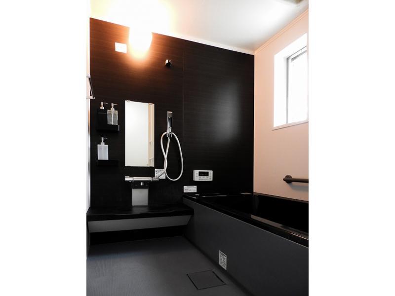 落ち着ける空間 バスルーム