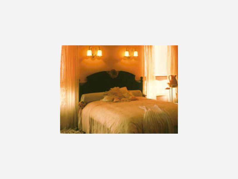 寝室のイメージもガラッと変わります