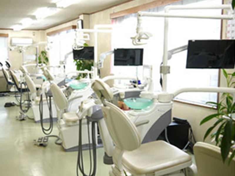 神奈川県大和市 大和駅から徒歩7分 安心・安全を第一に、丁重な診療を心がけています