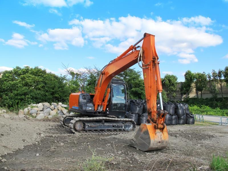 一般土木から造成工事、基礎工事まで、土木工事全般お任せ下さい