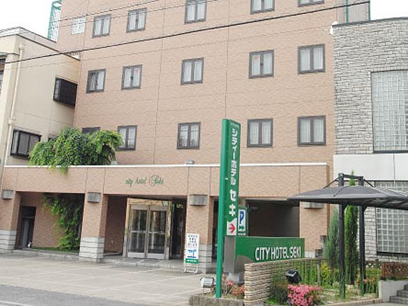 シティーホテルセキは岐阜県関市にあるビジネスホテルです