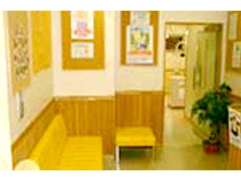 にし歯科クリニックの待合室