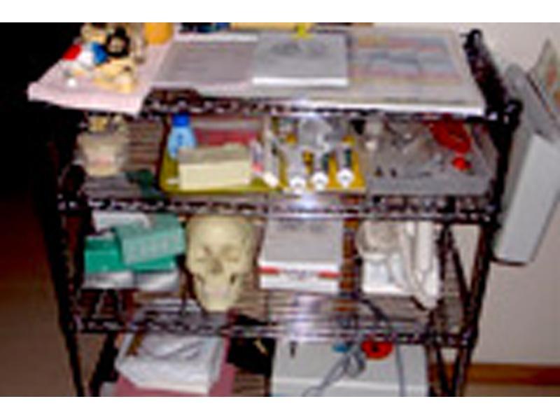 にし歯科クリニックの治療器具