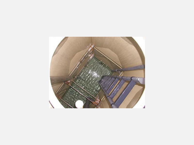 ●貯水槽清掃●