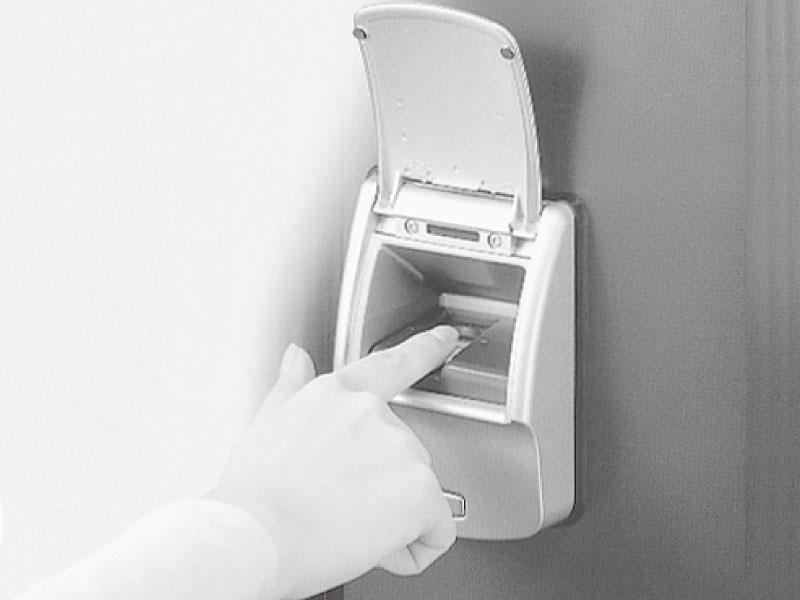 玄関用・指紋電気錠