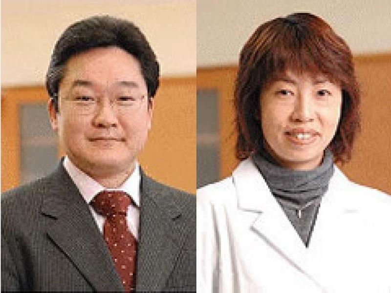 院長 伊藤 健/副院長 伊藤 由美子