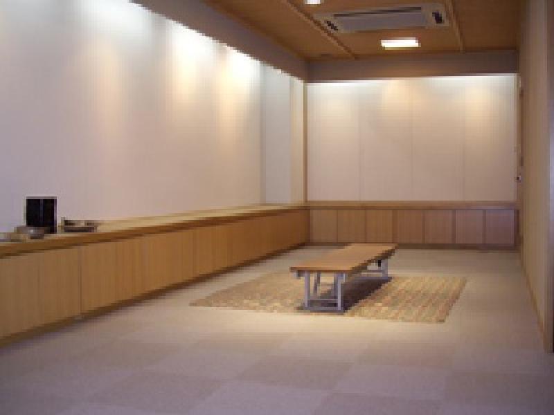 お茶室/待合