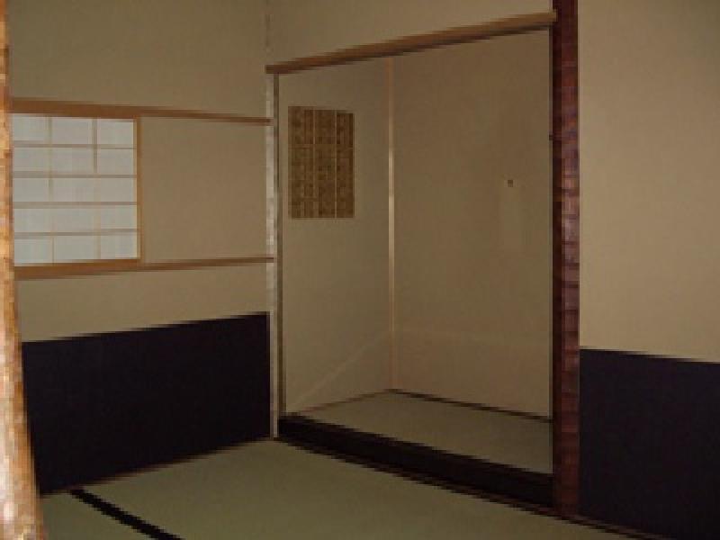 お茶室/小間(3畳台目)