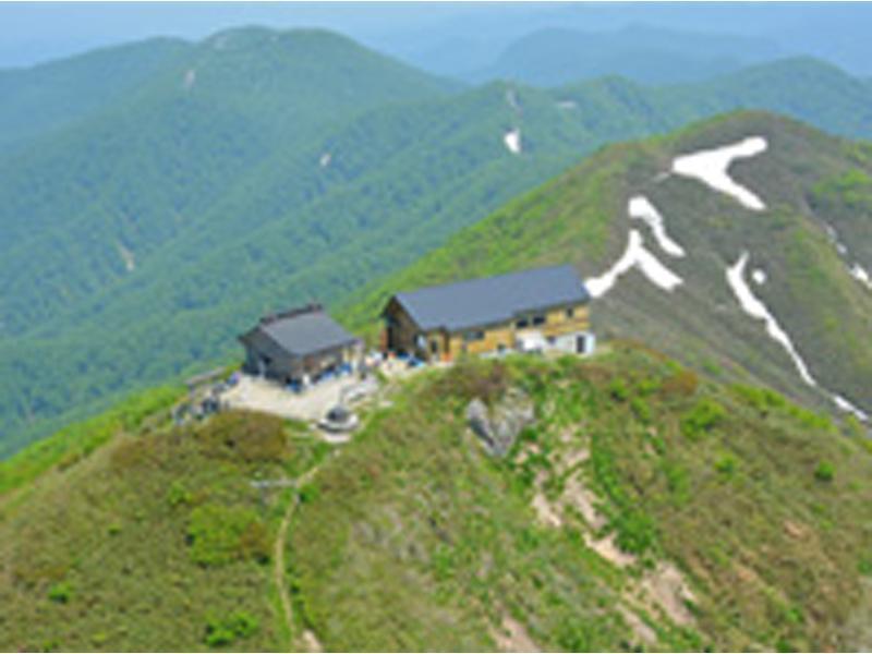 太平山山頂