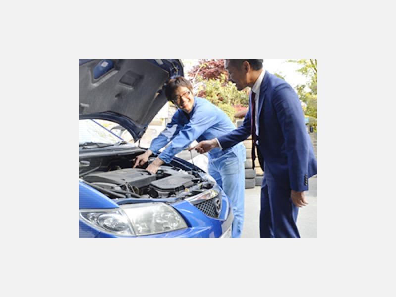 自動車修理 各種カーケア 仕上がりの良さが自慢!