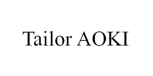テーラー青木ロゴ