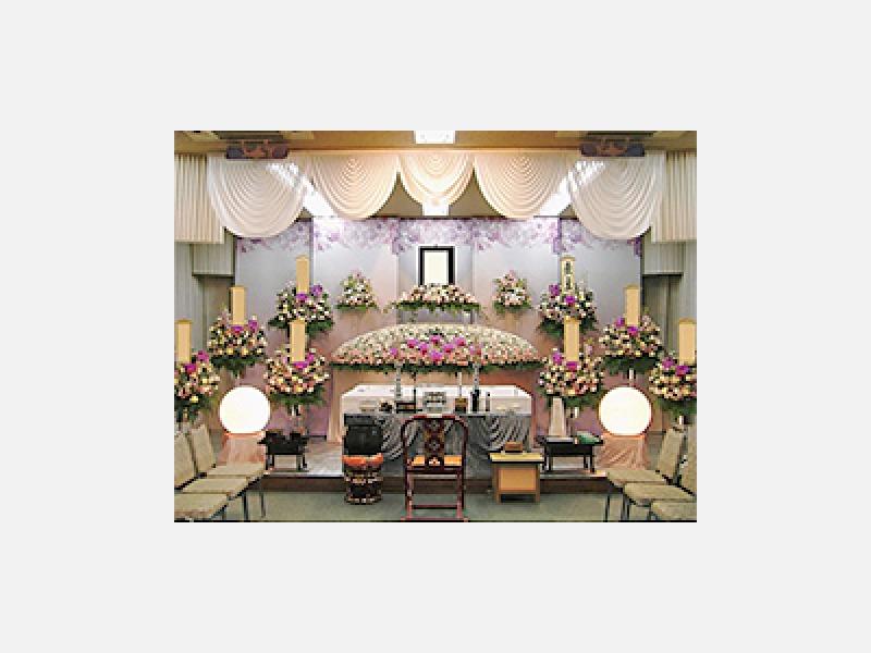 祭壇事例: 船堀祭典 自社斎場