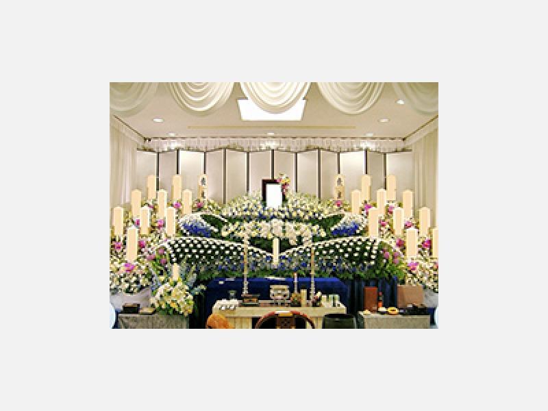 祭壇事例: 葛飾四ツ木斎場