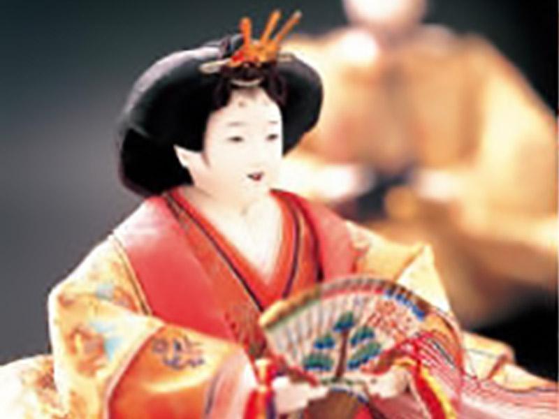 ひな人形は神奈川県最大級の品揃え