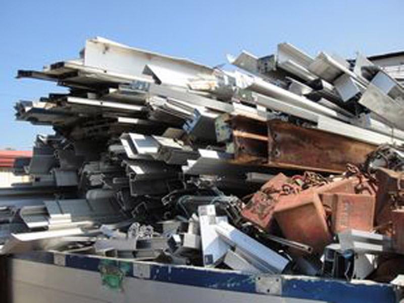 収集した廃棄物