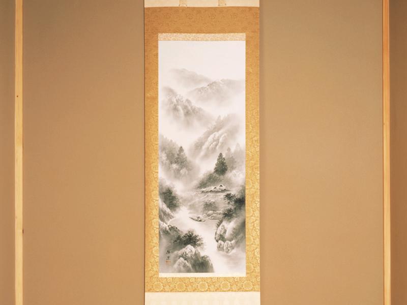 日本画、掛軸、屏風、浮世絵、古書、古地図、 蒔絵