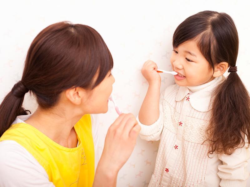 ★予防歯科 ★ブラッシング指導も!