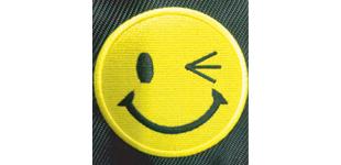 エバタネーム刺繍ロゴ