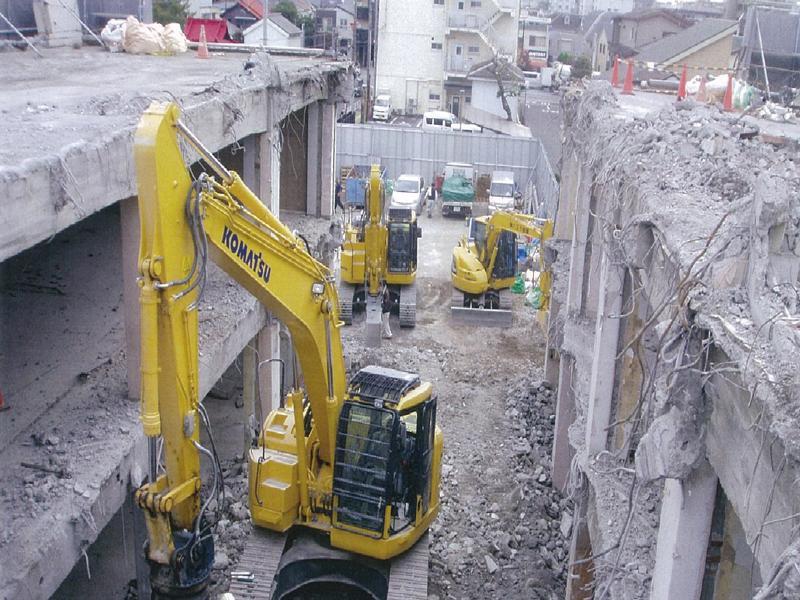 直接工事店の当社が各種工事を承ります