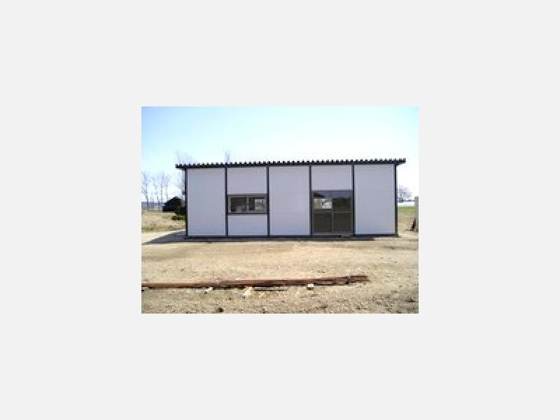 4k平屋 仮設住宅や休憩室