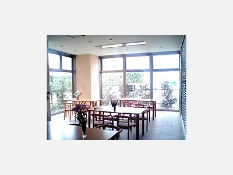 売店・喫茶室