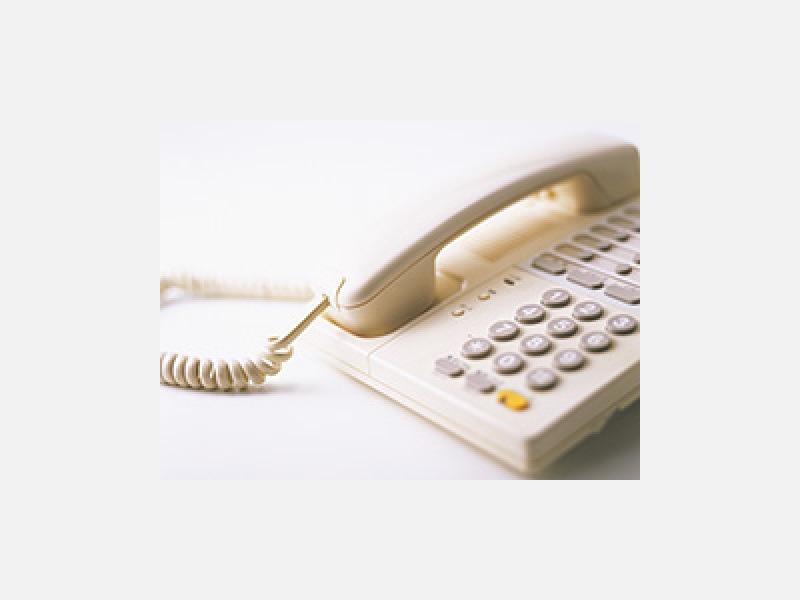 お電話・メールにてご連絡ください