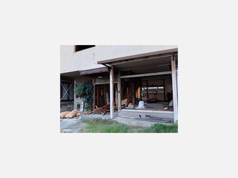 誰も住まなくなった家屋の残置物撤去は藤真工業へ