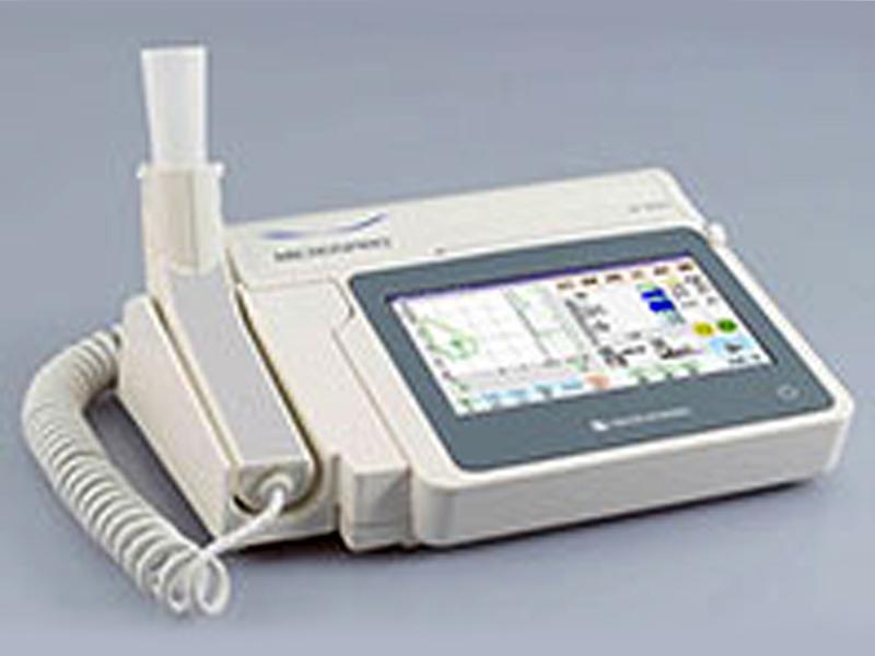呼吸機能検査装置