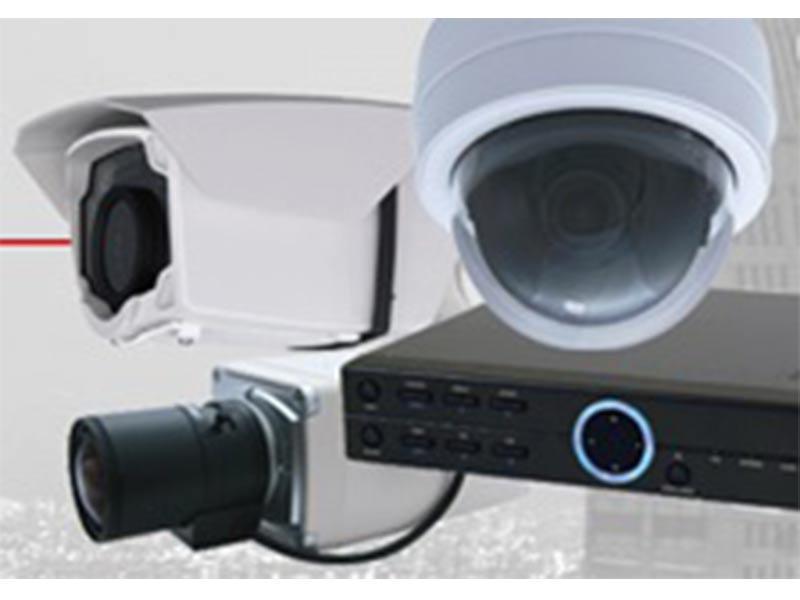 防犯カメラの設置(設計・施工もご相談ください。)