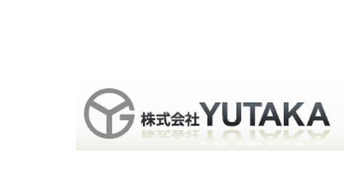 株式会社YUTAKAロゴ
