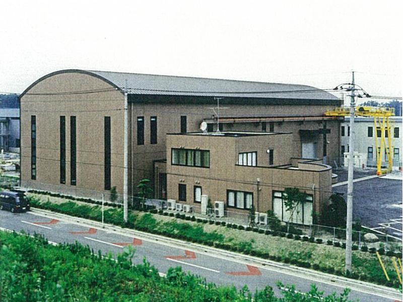 製缶加工・工作機械は埼玉県の矢頭工業株式会社