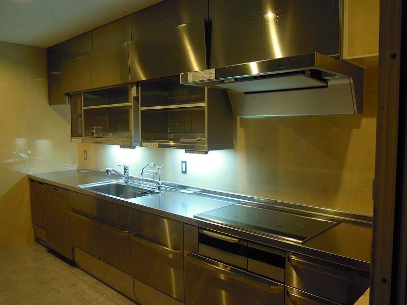 キッチン改修工事例